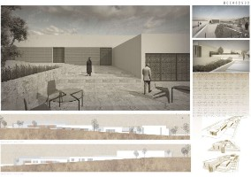 2014, The Bamiyan Cultural Centre Competition